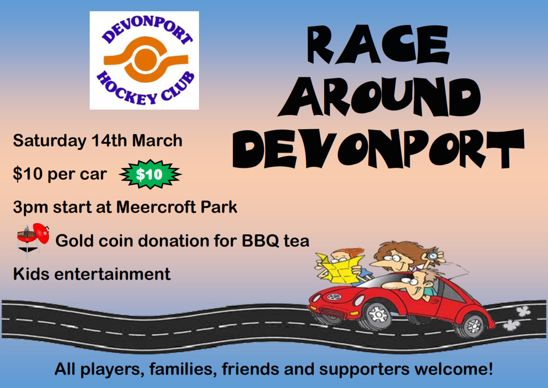Race Around Devonport